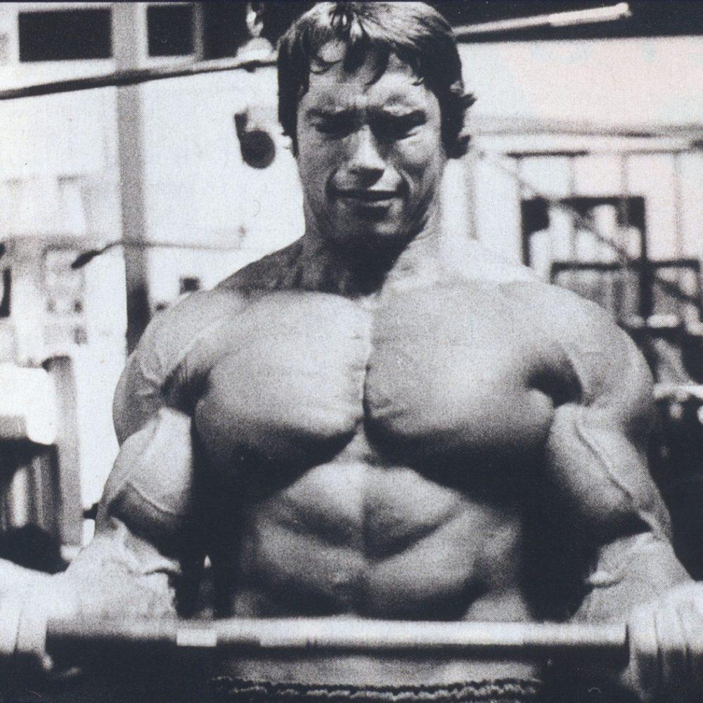 Trainingstipps von Arnold Schwarzenegger